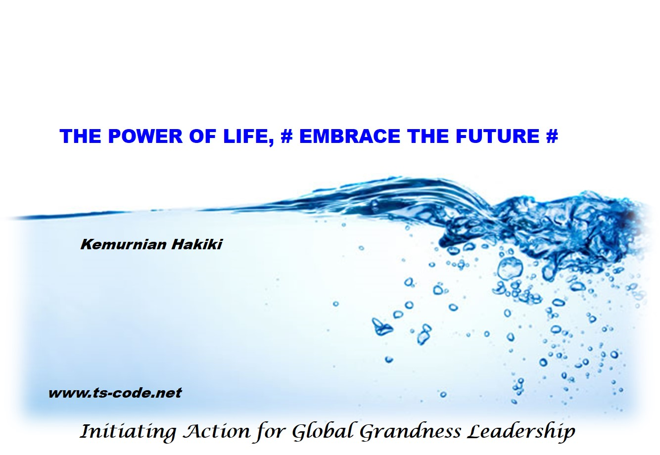 Power of Life-Kemurnian hakiki